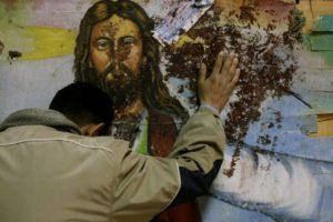 Христианин в Сирии